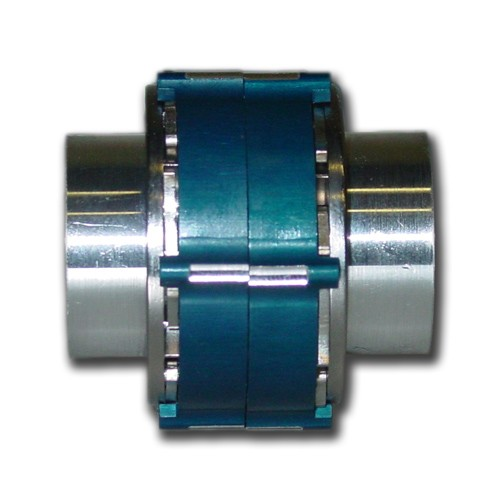1.00 Inch 3-Piece JBV Coupler Assembly