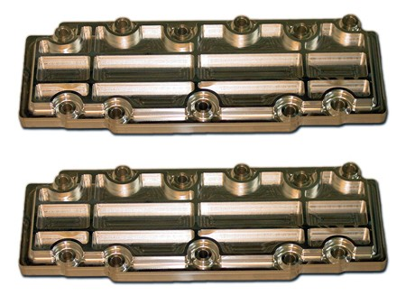 Porsche 911 Lower Valve Covers