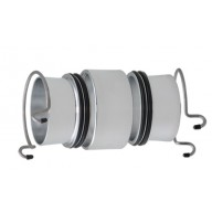 1.50 Inch 3-Piece QDC Coupler Assembly